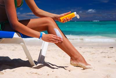 Tips on Preventing Sun Damage this Summer