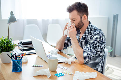 Are you suffering with chronic sinus issues?